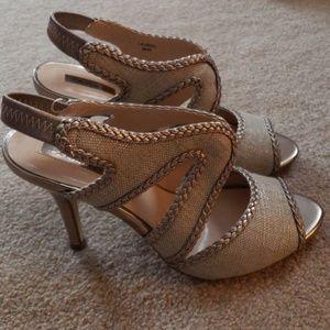 Tahari heels sz 6.5
